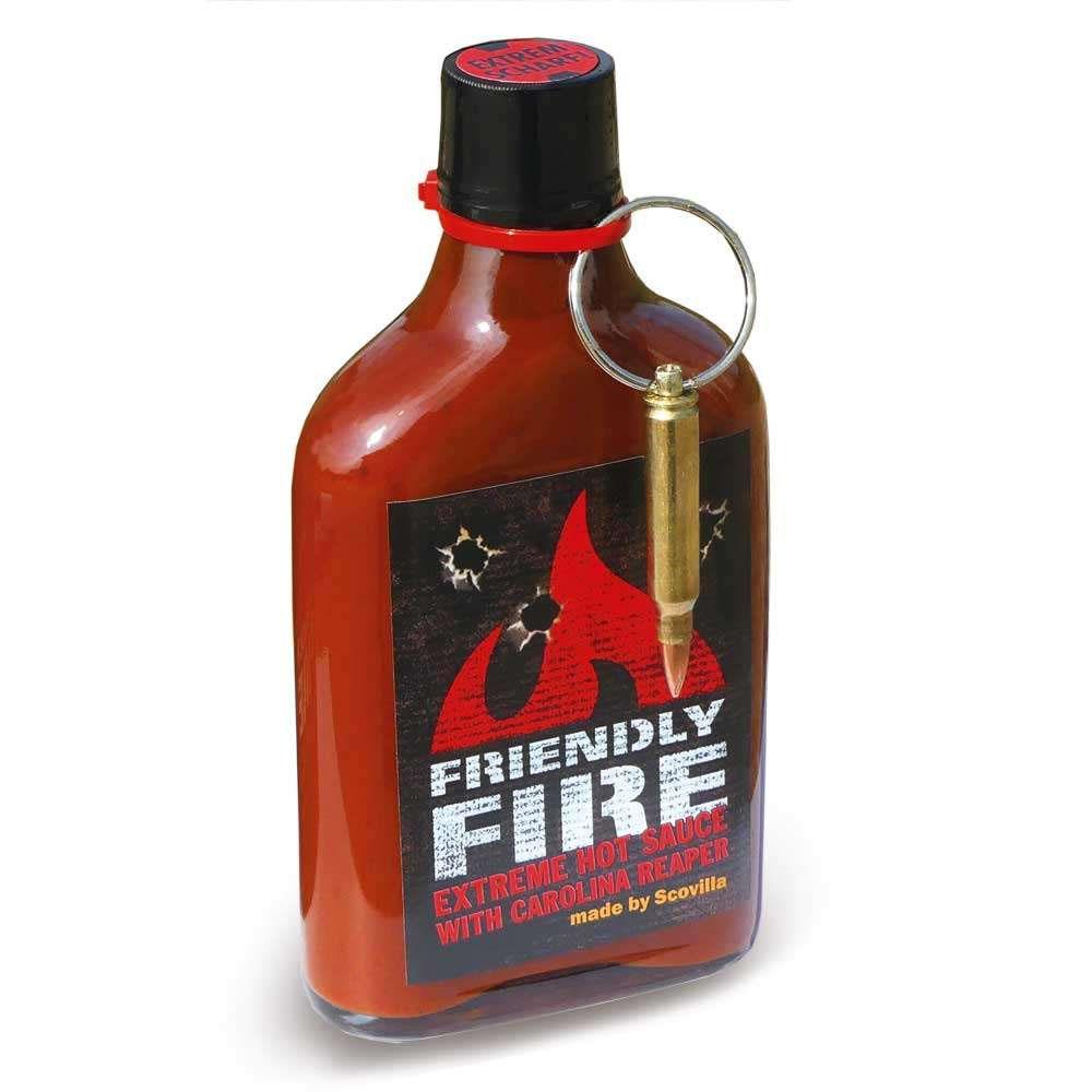 Scovilla BBQ Sauce med ægte Patron