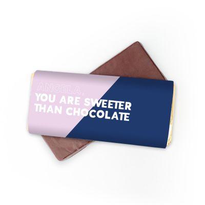 Personlig chokolade