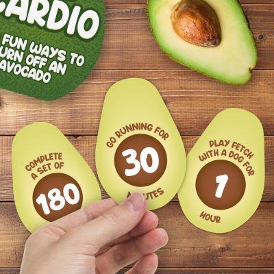 Avocardio 100 Fitness Øvelser