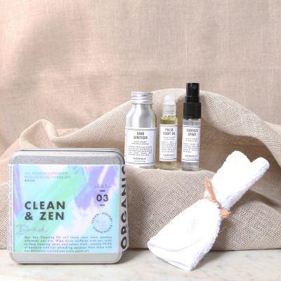 Clean & Zen Rengøringssæt