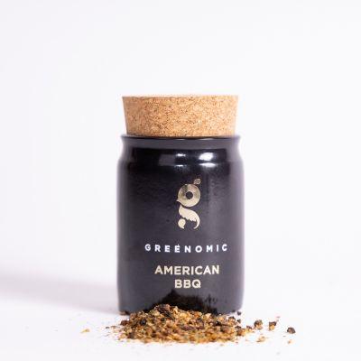 Greenomic Amerikansk BBQ Grillkrydderi