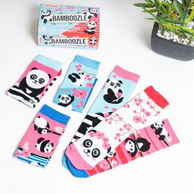 Bamboozle Panda sokker