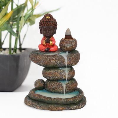 Buddha med Røgelse