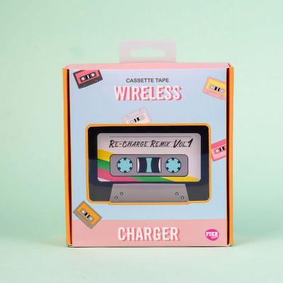 Trådløs kassette oplader
