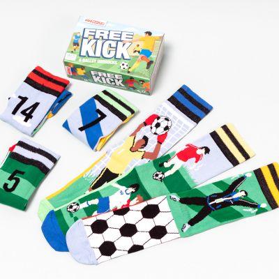 Free Kick Fodboldstrømper