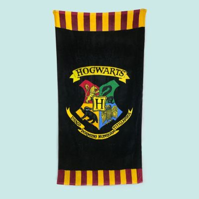 Harry Potter Hogwarts Håndklæde