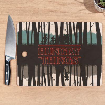 Skærebræt Hungry Things