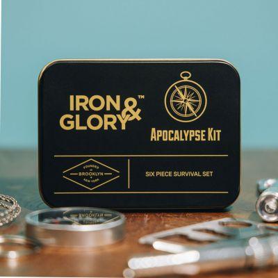 Iron & Glory nødudstyr