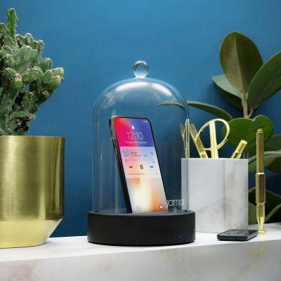 Smartphone glasmontre med Bluetooth højtaler