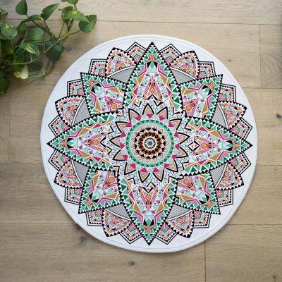 Mandala Bademåtte