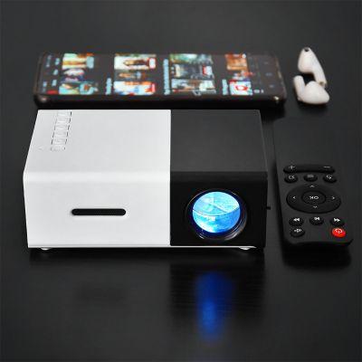 Mini-projektor til smartphone