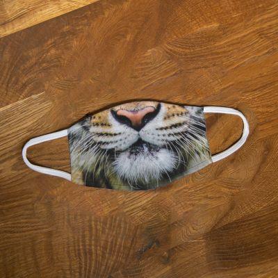 Ansigtsmaske Tiger