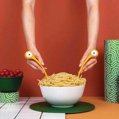 The Flying Spaghetti Monster Serveringsbestik