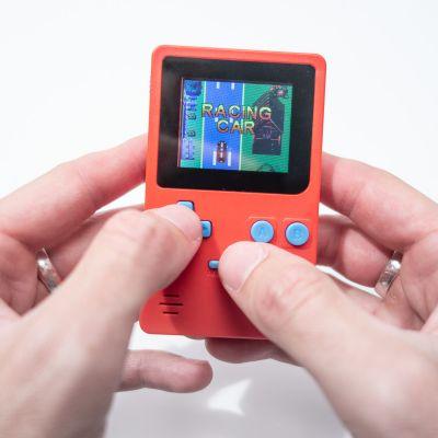 Retro Mini-Spillekonsol