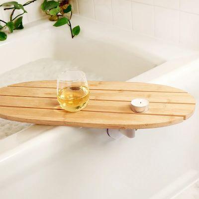 Roterende bord til badekarret