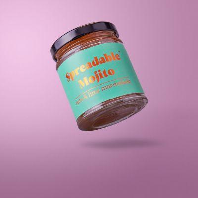 Mojito Marmelade u. alkohol