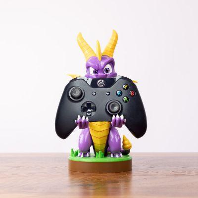 Spyro Smartphone-Holder med opladningskabel