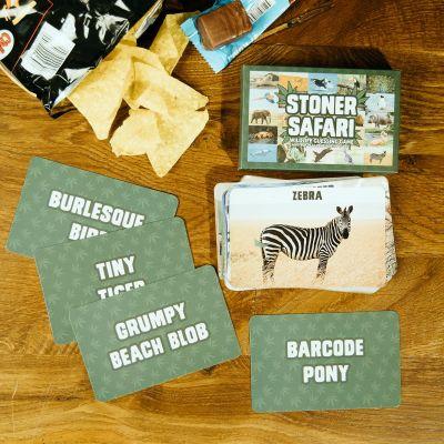 Stoner Safari Kortspil