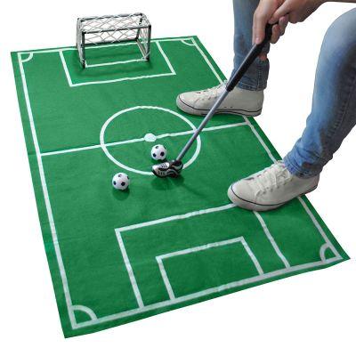 Fodbold-sæt til toilettet