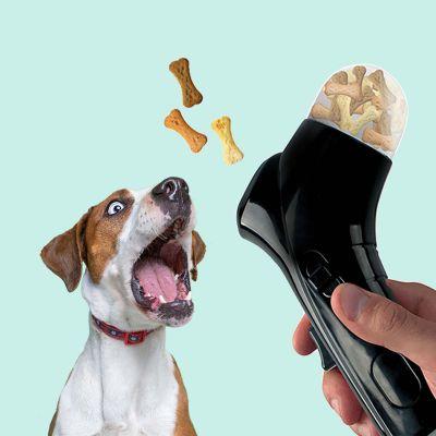 Godbids-launcher til hunde