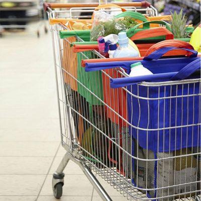 Multi-tasken til indkøbskurven