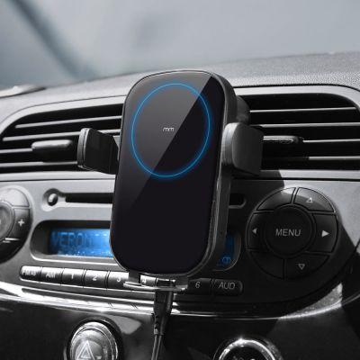 Trådløs smartphone-ladestation til bilen