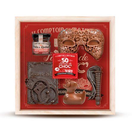 50 Shades af Chokolade