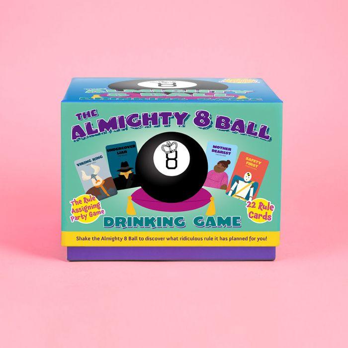 Almighty 8 Ball Drukspil