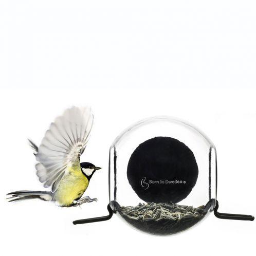 Birdfeeder fuglefad