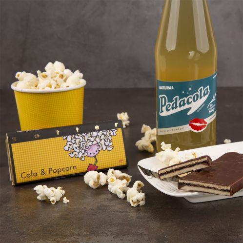 Zotter Chokolade Cola & Popcorn