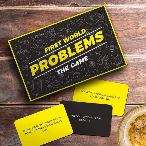 Festspil First World Problems