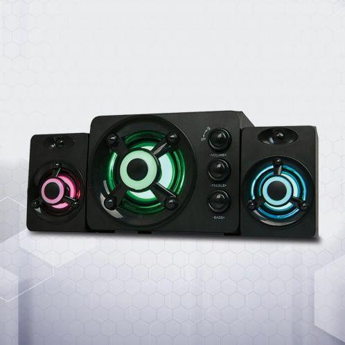 Gaming Sound System Red5 Zeta