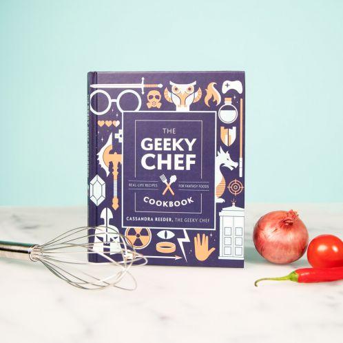 The Geeky Chef Kogebog