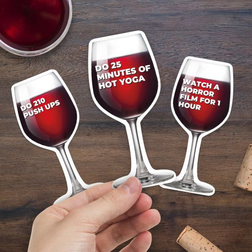 100 træninger til et glas vin