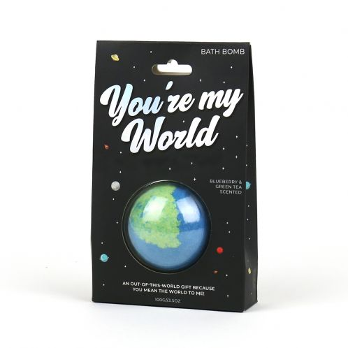 Bathbomb - You're My World