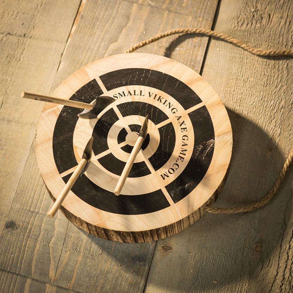 Vikinge Kasteøkse Spil