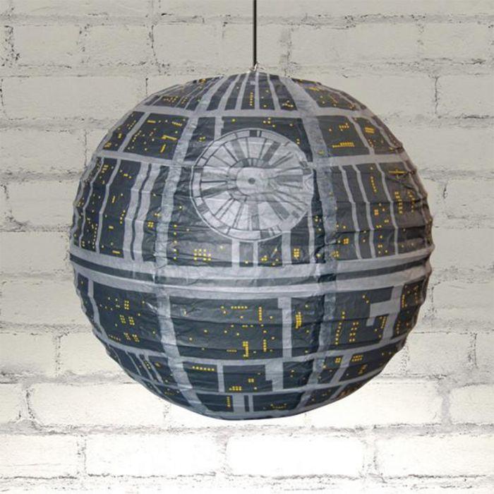 Death Star Lampeskærm