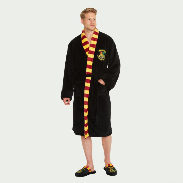 Harry Potter Hogwarts Badekåbe