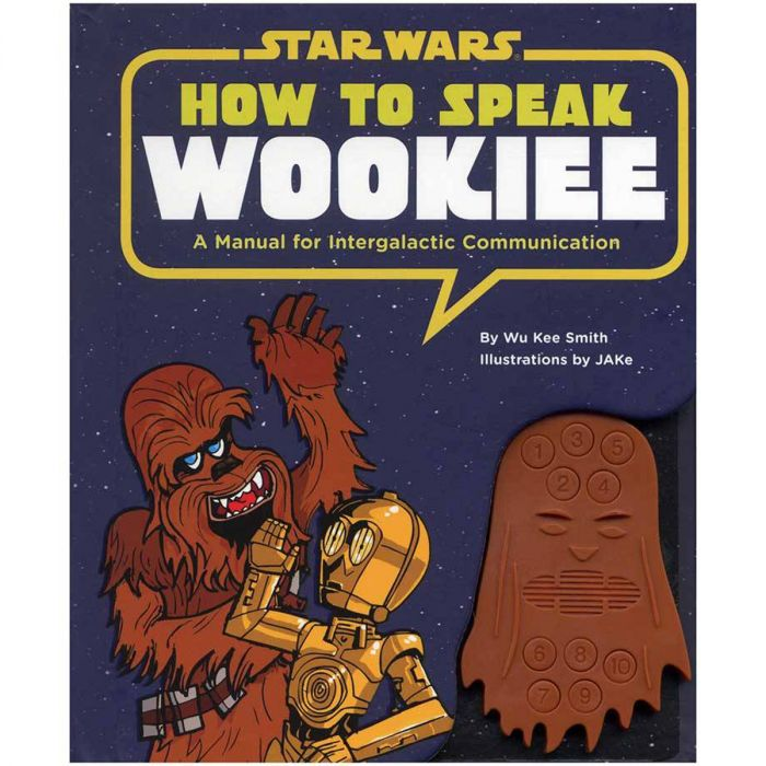 Lær at snakke Wookiee - Lærebog