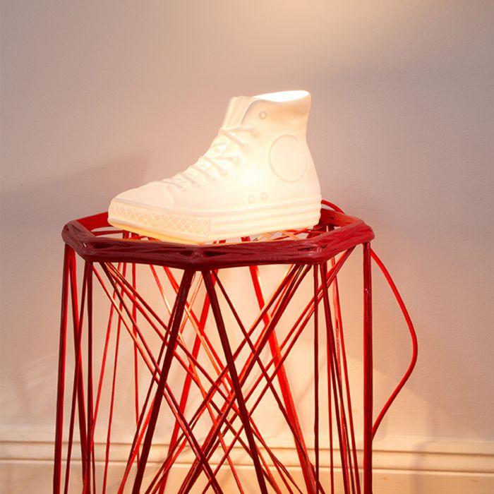 N.Y.C. Porcelæn Lampe