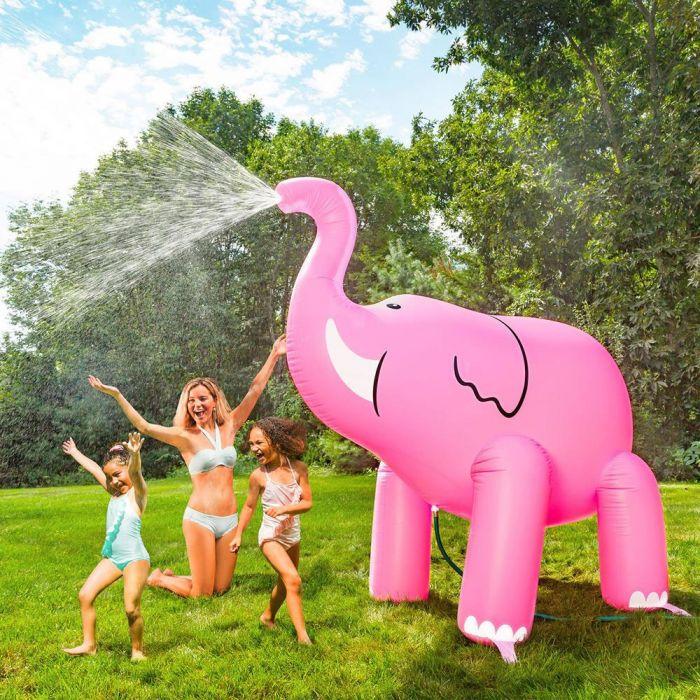 Pink Elefant Vandsprinkler