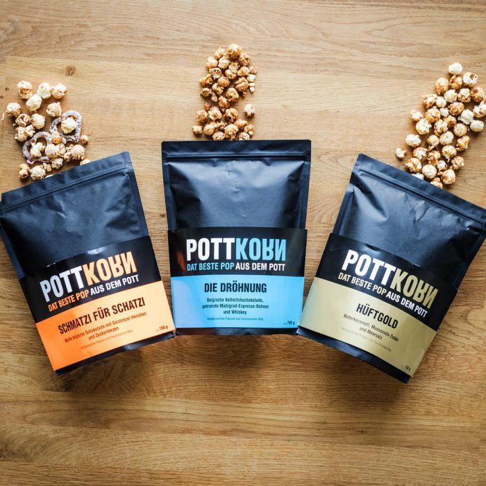 Pottkorn - speciel popcorn