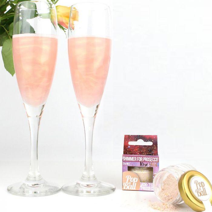Drikkevarer glimmer