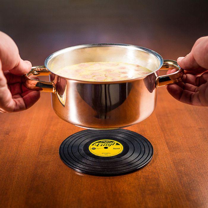 Vinylplade bordskåner