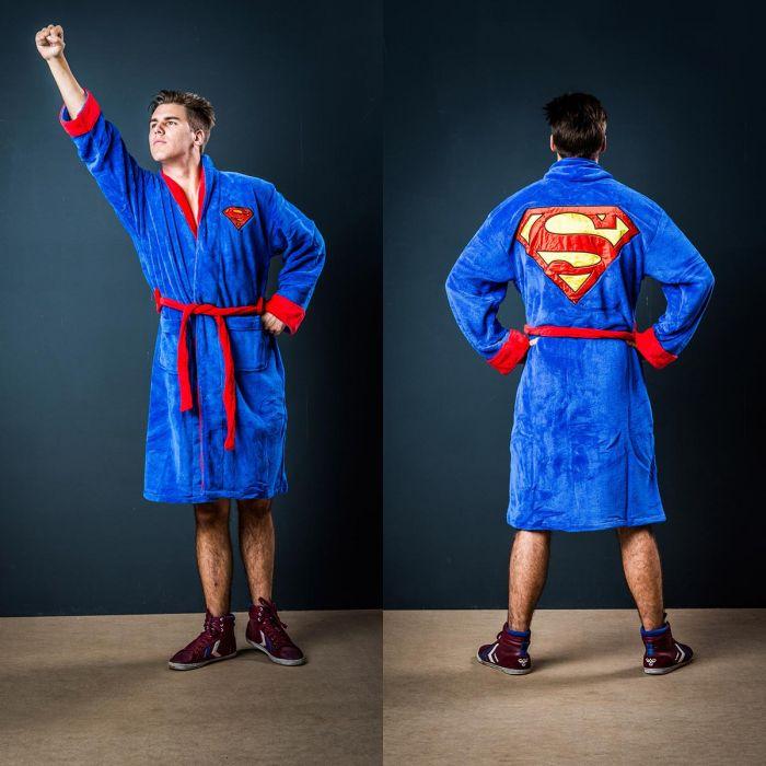 Superman Badekåbe