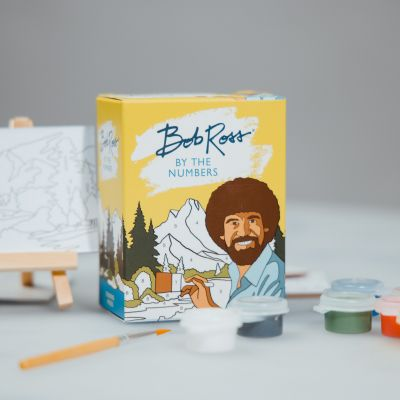 Bob Ross Mini Malesæt