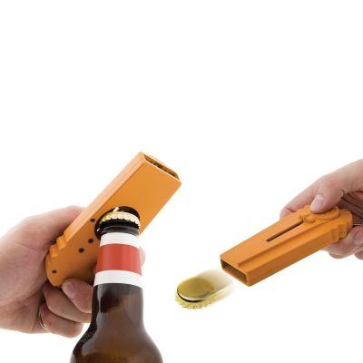 CAP Zappa - Flaskeåbner med kapsel-affyring