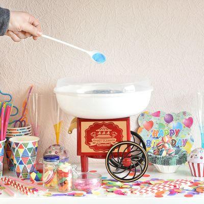 Candyfloss-Maskine
