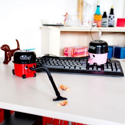 Skrivebords-støvsuger Henry & Hetty