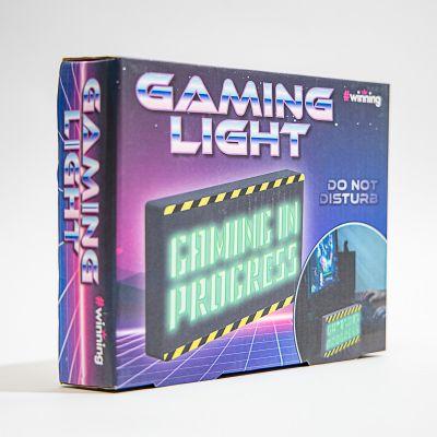 Gamer lysboks